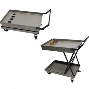 Foldable Aluminium Utility & camping cart