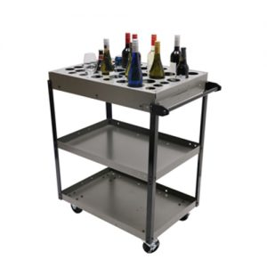 Liquor Shopping Carts